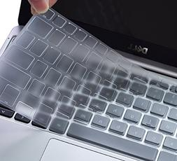"""Ultra Thin Keyboard Protector Cover for 13.3"""" Dell Inspiron"""