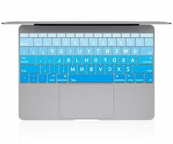"""Leze - Ultra Thin Keyboard Skin Cover for MacBook Pro 13"""" &"""