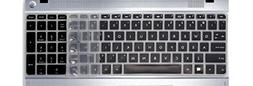 Leze - Ultra Thin Laptop Keyboard Cover Skin Protector For H