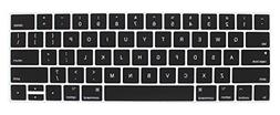 Ultra Thin Silicone Keyboard Cover Skin Protector Film for M