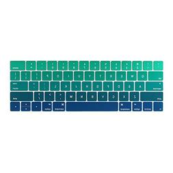 TwoL Ultra Thin Silicone Keyboard Cover Skin for MacBook Pro