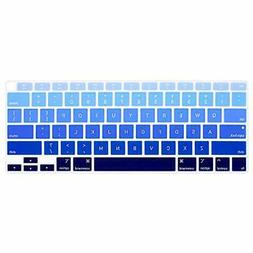 ultra thin silicone keyboard cover skin