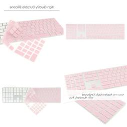 Ultra Thin Silicone Soft Keyboard Cover Skin For Apple Magic