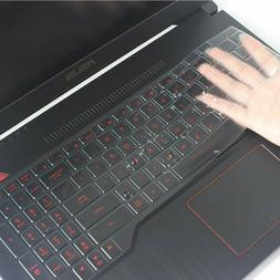 Ultra Thin Soft Keyboard Skin Cover for ASUS FX503VD FX504 F
