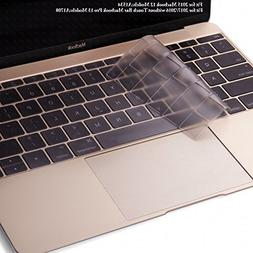 ultra thin soft transparent keyboard