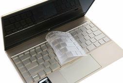 Ultra Thin TPU Keyboard Cover Skin Compatible HP Spectre x36