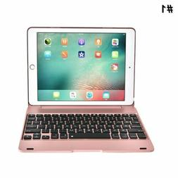 Ultra-thin Wireless Bluetooth Keypad Keyboard Case Cover For
