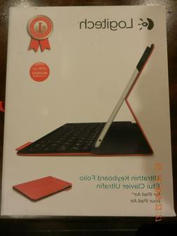 Logitech Ultrathin Keyboard/Cover Case Folio for iPad Air 92