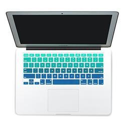 Unique Gradual Color Ultra Thin Waterproof Silicone Skin Key