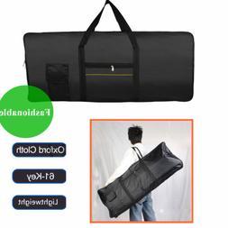 universal 61 key instrument keyboard bag waterproof