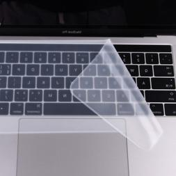 Universal Clear Keyboard Cover Protector Waterproof Dustproo