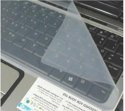 Universal Cover Laptop Keyboard protector for Apple HP Dell