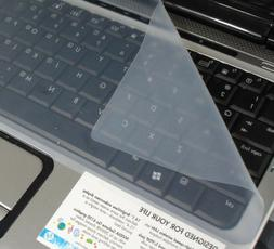 universal silicone laptop computer keyboard cover skin