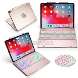 """US For iPad Pro 12.9"""" 3rd Gen 2018 Aluminum Wireless Keyboar"""