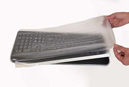 Viziflex Seels LATEX FREE KEYBOARD COVER for Logitech K520,