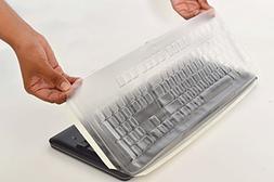 Viziflex Seels LATEX FREE Keyboard COVER for Hewlett Packard