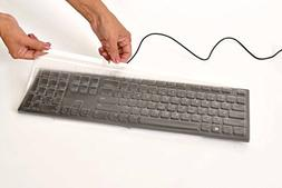 Viziflex Seels LATEX FREE KEYBOARD COVER for Dell Wired KB21