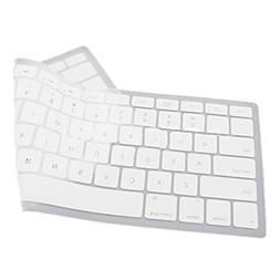 SODIAL Waterproof Keyboard Skin Cover Protector For Apple Ma