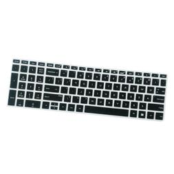 Waterproof Silicone Keyboard Cover Protector For HP 15.6 BF