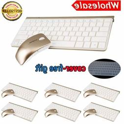 Wholesale Wireless Keyboard + Mouse Combo Set w/ Cover 2.4G