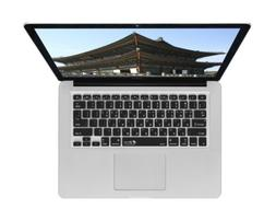Y Korean Keyboard Cover for MacBook/Air 13/Pro /Retina and W