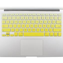 "All-inside Yellow Ombre Keyboard Skin for MacBook Pro 13"" 15"